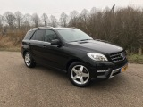 Mercedes-Benz M-Klasse 350 BlueTEC / DISTRONIC / TREKHAAK. Dealer onderhouden en in nette staat.