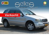 Mercedes-Benz M-Klasse ML320 - Automaat - Youngtimer