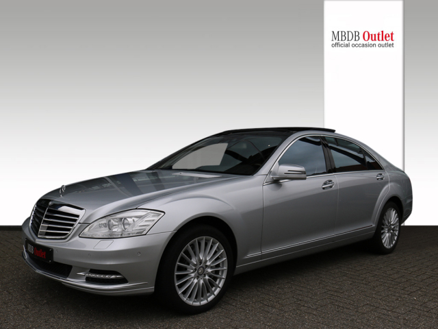Mercedes Benz S Klasse 500 4 Matic Lang Prestige Plus