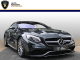 Mercedes-Benz S-Klasse Coupé 63 AMG 4Matic Swarovski LED Panorama HUD Adaptief Massage Nightvision 360