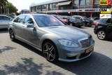 Mercedes-Benz S-Klasse 63 AMG Lang Performance Package