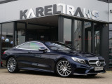 Mercedes-Benz S-Klasse Coupé S500 | AMG | 4Matic | Panorama | Headup | Burmester | Keyless | Night visi