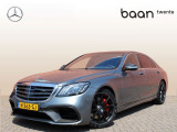 Mercedes-Benz S-Klasse S 63 AMG 4-Matic+ Lang Premium Plus Executive Automaat