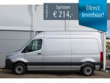 Mercedes-Benz Sprinter 314 2.2 CDI L2H2 | FWD | MBUX | Automaat | Cruise Control | Airco | All in-Prijs