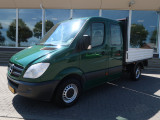 Mercedes-Benz Sprinter 213 2.2 CDI 366 D.C. 7-PERS. OPEN LAADBAK PICK-UP + AIRCO