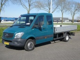 Mercedes-Benz Sprinter 516 CDI xl 6 persoons