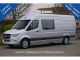 Mercedes-Benz Sprinter 316CDI L3H2 DC Automaat  ac620 / Maand Comand Camera Cruise Led 3.5T Trekhaak !! N