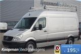 Mercedes-Benz Sprinter 316 2.2CDI 164pk 366 HD | Airco | Imperiaal | Trekhaak | Lease 221,- p/m