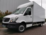 Mercedes-Benz Sprinter 513 cdi laadklep xl