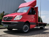Mercedes-Benz Sprinter 516 cdi, lange open bak!