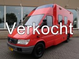 Mercedes-Benz Sprinter 312 D AUT. *26.085 KM* MARGE - CAMPER BASIS