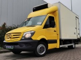 Mercedes-Benz Sprinter 519 cdi frigo carrier la