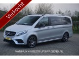 Mercedes-Benz V-Klasse 250d Lang AMG Edition 6/7/8 persoons Camera, LED, Standkachel, 2.5T Trekhaak!! N