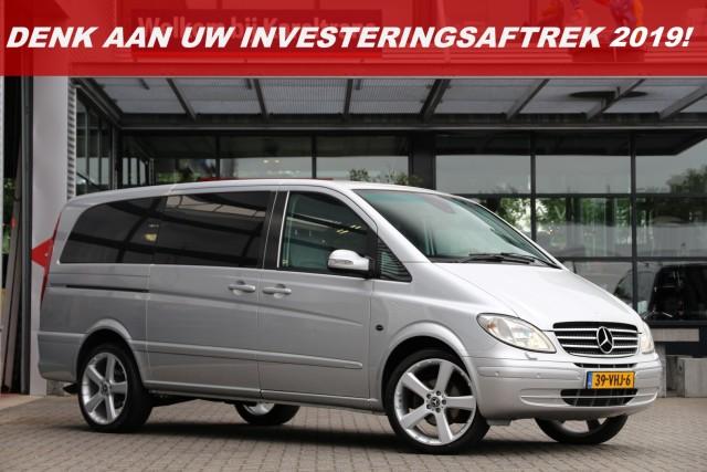 Nieuw Mercedes-Benz Vito 120 CDI V6 | DC | Lang | MARGE, Géén BTW!! | 20 DS-17