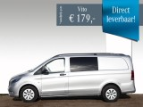 Mercedes-Benz Vito 114 CDI | Dubbele Cabine | Lang | Automaat | Climate Control | Navigatie | Staat