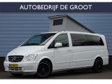 Mercedes-Benz Vito 110 CDI 343, Buscamper Climate, 9-Persoons, LM Velgen '18'
