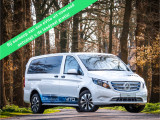 Mercedes-Benz Vito eVito Power Edition Lang Automaat Navi Camera