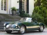 MG A TWIN CAM ROADSTER
