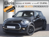 Mini Mini 3-deurs Aut. Pepper + Business - Hebbeding Deals