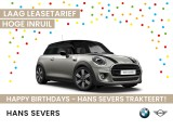 Mini Mini 1.5 Cooper 60 Years Edition Serious Business Aut.