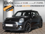 Mini Mini 3-deurs Aut. Panoramadak + 17 inch Cosmos Spoke - Hebbeding Deals