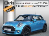 Mini Mini 3-deurs Aut. Pepper + Business + PDC