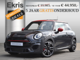 Mini Mini John Cooper Works aut. JCW Chili + Wired + Panoramadak - Hebbeding Deals