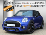 Mini Mini 3-deurs aut. JCW Trim + Business Plus - Hebbeding Deals