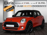 Mini Mini 5-deurs Chili + Business Plus - Hebbeding Deals