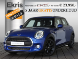 Mini Mini 5-deurs Aut. Pepper + Business Plus - Hebbeding Deals
