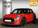 Mini Mini 5-deurs Pepper + Business Plus - Hebbeding Deals