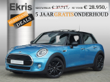 Mini Mini 5-deurs Aut. Chili + Business Plus - Hebbeding Deals