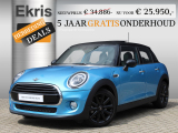 Mini Mini 5-deurs Chili + Business Plus + Panoramadak - Hebbeding Deals