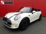 Mini Cabrio 1.5 C. Pepper S. Business Automaat Navigatie