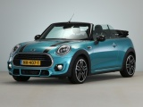 Mini Cabrio Cooper Chili Serious Business John Cooper Works pakket