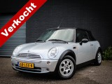 Mini Cabrio 1.6 One + Airco