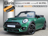 Mini Cabrio Cooper S aut. JCW Trim + Serious Business + Always Open