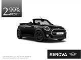 "Mini Cabrio One | Always Open | Pepper | Business Plus | 17"" Cosmos Spoke wielen ."