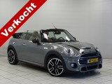 Mini Cabrio 2.0 Cooper S Chili Serious Business JCW Automaat Navigatie Leder LED 18`LM 192 P