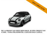 Mini Cabrio 1.5 Cooper Sidewalk Edition