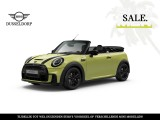 Mini Cabrio Cooper S JCW-uitvoering Nieuw Model Comfort Plus Driving Assistant Plus Connecte