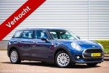 Mini Clubman 1.5 One D Salt Business , Wired pakket, Navi, Bluetooth, Lmv