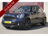 Mini Countryman 1.6 Cooper S ALL4 Chili // Trekhaak, Xenon, Navigatie, Sportstoelen, Stoelverwar