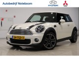 "Mini Mini 1.6 One Red Hot navi xenon 17"" ."