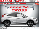 Mitsubishi Eclipse Cross 1.5 DI-T First Edition Automaat | Rijklaarprijs Incl. Metallic Lak