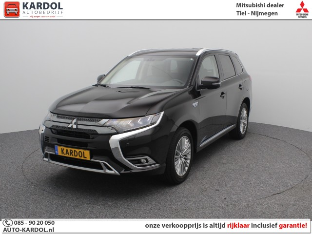 mitsubishi outlander 2 4 phev intense model 2019 rijklaarprijs nieuwe auto 39 s. Black Bedroom Furniture Sets. Home Design Ideas