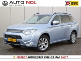 Mitsubishi Outlander 2.0 PHEV Instyle 20.563,- Incl Btw Navi Leder Stoelverw Open Dak Camera Cruise L