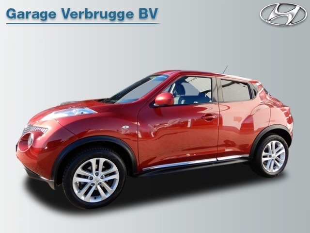 Nissan Garage Tweedehands : Nissan juke 1.6 tekna tweedehands autos autokopen.nl