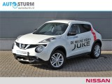 Nissan Juke 1.2 DIG-T ACENTA | Navigatie | Camera | Cruise & Climate Control | Pearl White |