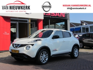 Juke 1.2 DIG-T N-Connecta Black&White